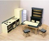 Melissa & Doug Kitchen Doll Furniture