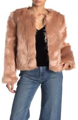 Noize Dream Faux Fur Jacket
