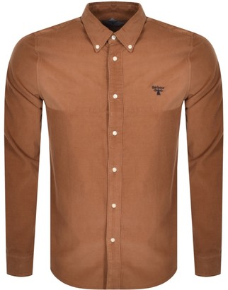 Barbour Beacon Balfour Shirt Brown