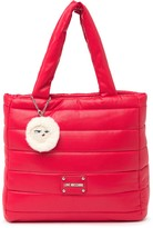 Love Moschino Quilted Shoulder Bag Tote