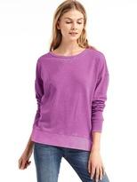 Gap Slouchy pullover sweatshirt