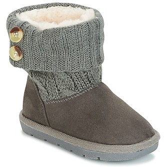 Chicco CHARME girls's Mid Boots in Grey