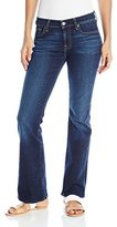 7 For All Mankind Women's Tailor Less Boot Cut Jean