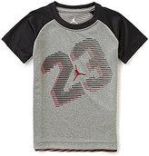 """Jordan Little Boys 4-7 """"23"""" Short-Sleeve Tee"""