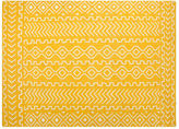 Jaipur Rugs 5'x8' Solana Flat-Weave Rug, Marigold