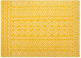 Jaipur Rugs Solana Flat-Weave Rug, Gold