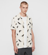 AllSaints Stroke Short Sleeve Shirt