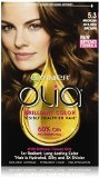 Garnier Olia Oil Powered Permanent Hair Color, 5.3 Medium Golden Brown (Packaging May Vary)