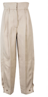 Givenchy High Waist Concealed Trousers