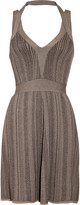 Zac Posen Z Spoke by Stretch-knit dress