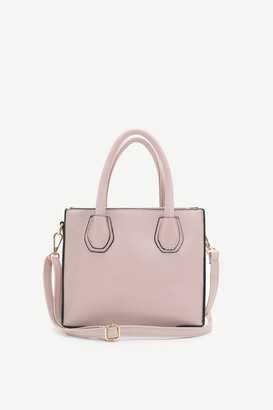 Ardene Small Faux Leather Tote Bag