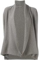 N.Peal shawl collar cardigan