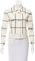Tory Burch Lightweight Wind Surf Cropped Jacket w/ Tags