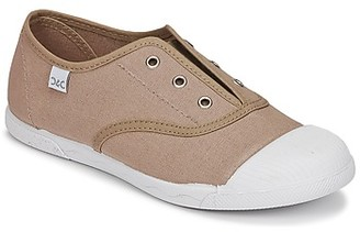 Citrouille et Compagnie RIVIALELLE girls's Shoes (Trainers) in Brown