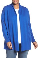 Sejour Shawl Collar Cardigan (Plus Size)
