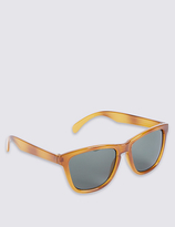 M&S Collection Classic D Frame Sunglasses