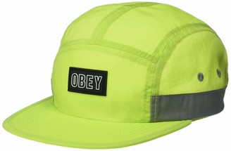 Obey Women's 6 Panel Camp hat