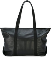 Corto Moltedo East Hampton tote bag - men - Cotton/Calf Leather/Goat Skin - One Size