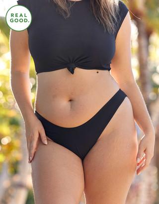 aerie Super High Cut Cheekiest Bikini Bottom