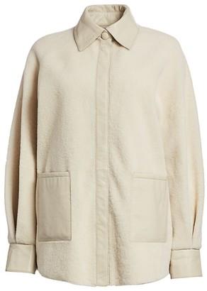 REMAIN Birger Christensen Beiru Shearling Jacket