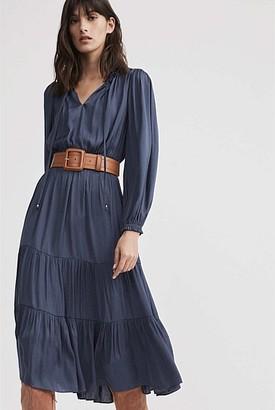 Witchery Frill Collar Dress