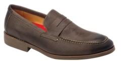 Sandro Moscoloni Moc Toe Penny Strap Slip-On Men's Shoes
