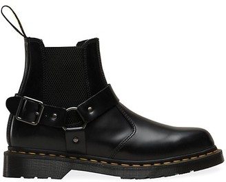 Dr. Martens Fusion Wincox Leather Chelsea Boots