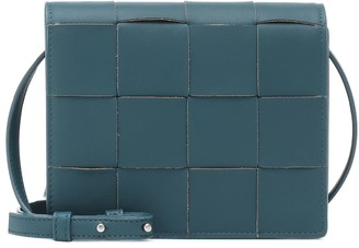 Bottega Veneta Mini leather crossbody bag