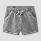 Cat & Jack Toddler Girls' Lounge Shorts Heather Gray