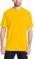 Carhartt Men's Workwear Short Sleeve T-Shirt in Original Fit K87