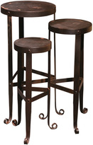 "Horchow ""Bevy"" Accent Tables"