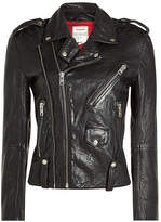Zadig & Voltaire Leather Biker Jacket