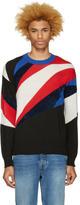 Diesel Multicolor K-Holy Sweater