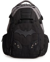 Boy's Dc Comics Batman Backpack - Black