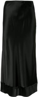 Lee Mathews Stella silk skirt