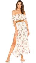 Flynn Skye Maple Maxi Dress