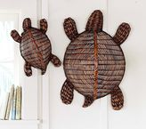 Pottery Barn Kids Woven Turtles