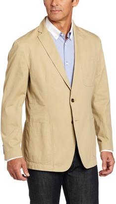 Tommy Hilfiger Men's Tan Soft Constructed Blazer