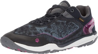 Jack Wolfskin Women's CROSSTRAIL Shield 2 Low W Water Resistant Trail Running Shoe