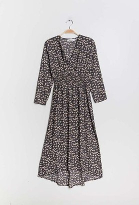 Alresford Linen Kay Floral Dress - M