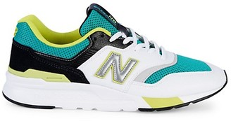 New Balance Classic Colorblock Sneakers