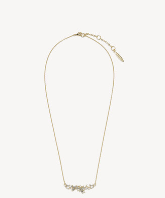 Sole Society Women's 18 East West Necklace Gold One Size From