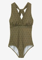 Toast Polka Dot Swimsuit