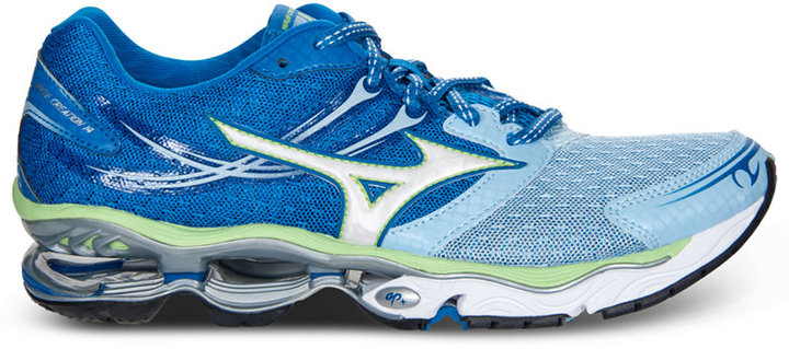 Mizuno Women's Wave Creation 14 Running Sneakers from Finish Line
