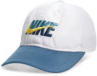 Nike Kids' Embroidered Logo Dri-FIT Baseball Cap