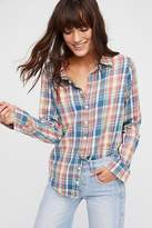 Cp Shades Sasha Flannel Buttondown by at Free People