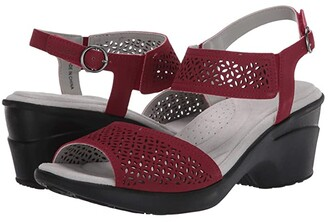 JBU Toledo (Black) Women's Sandals