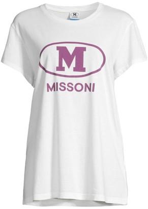 M Missoni Logo Relaxed T-Shirt