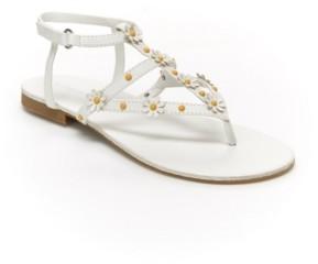 BCBGMAXAZRIA Big Girls Cote Fashion Sandal