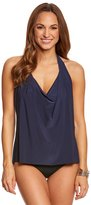 Magicsuit by Miraclesuit Solid Sophie Underwire Tankini Top (DD Cup) 8151712